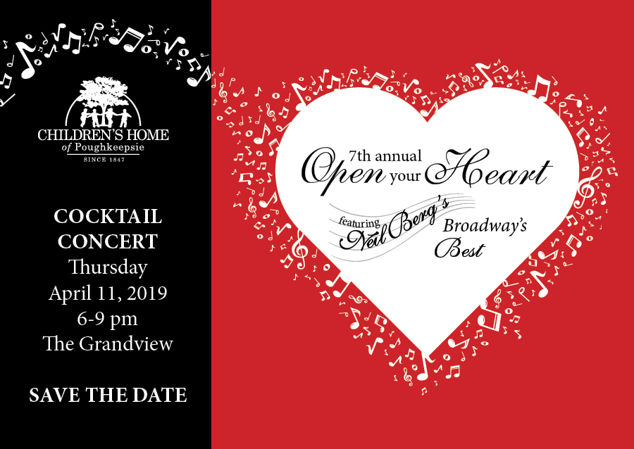 image of the 7th Annual Open your Heart Cocktail Concert