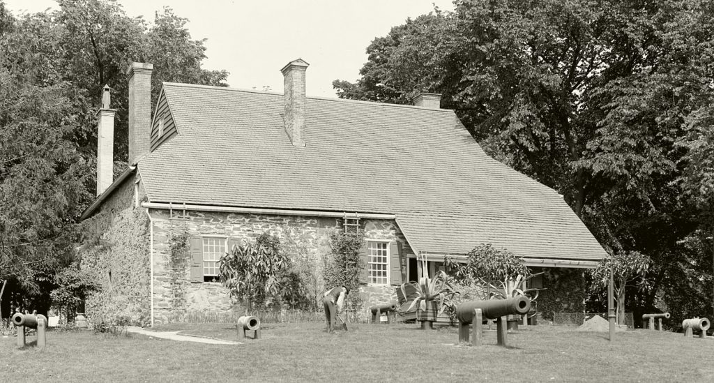 photo of Washington's Headquarters in Newburgh NY